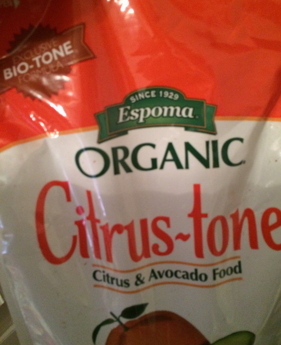 View Attachment 10962 10963 10964 I Recently Fertilized My Citrus Tree With This Organic Fertilizer Two Weeks Ago