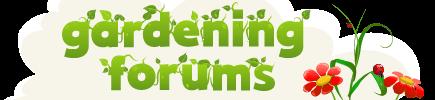 Gardening Forums logo